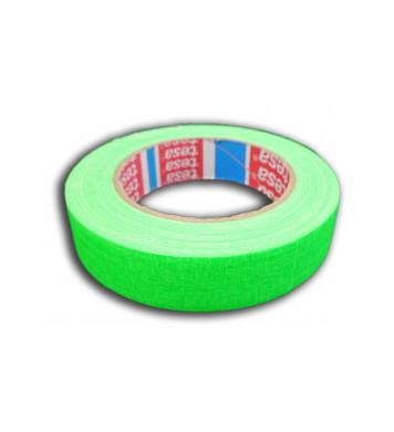 Adhésif de marquage vert fluo