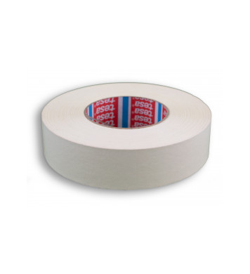 Adhésif TESA Blanc Plastifié tout usage 50m x 38mm