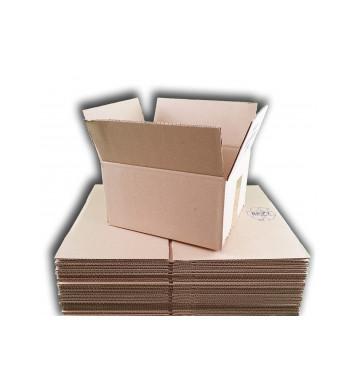Lot de 20 Carton de déménagements renforcé 40x30x30