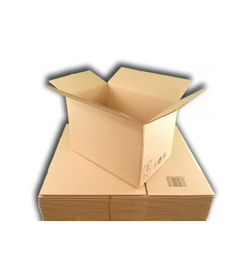 Lot de 20 Carton de déménagements 35x23x23