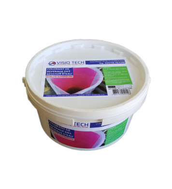 Colorant Traceur Rose Fluo, 1000g