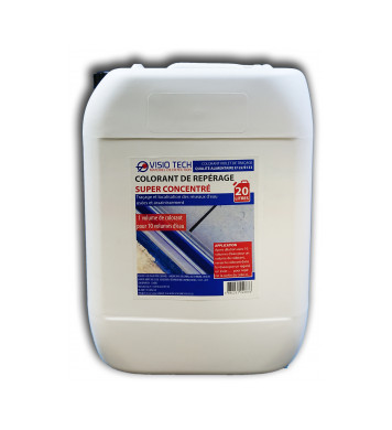 Colorant de repérage VIOLET 20L