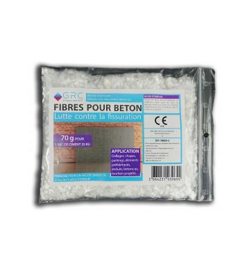 Fibres pour Béton, 70 g