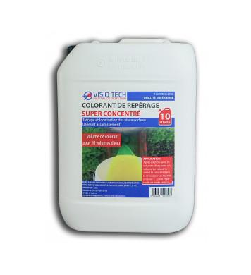 fluorescéine-colorant-fluo-trançant-premix-10L