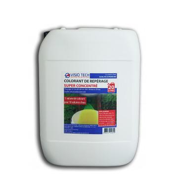 fluorescéine-colorant-fluo-trançant-premix-20L