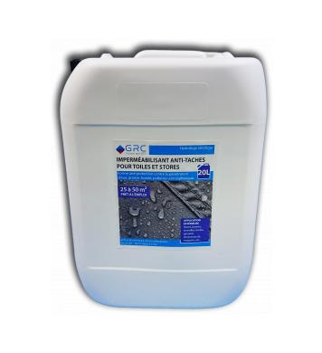 Imperméabilisant anti-taches pour toiles et stores 20L