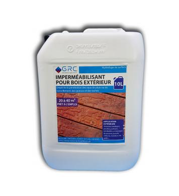 Imperméabilisant pour bois extérieur 10L