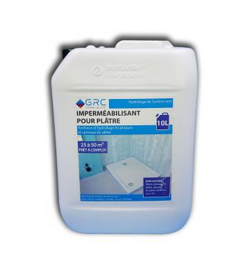 Imperméabilisant pour plâtre 10L