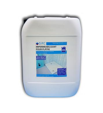Imperméabilisant pour plâtre 20L