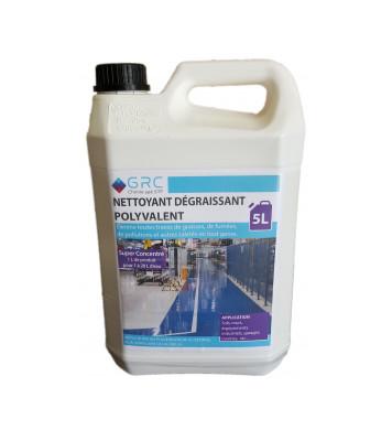 Nettoyant Dégraissant Polyvalent - Bidon de 5L