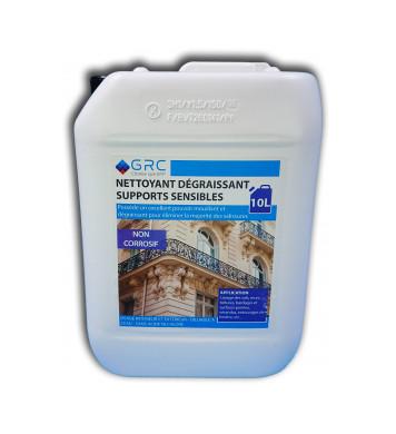 Nettoyant dégraissant pour supports sensibles 10L