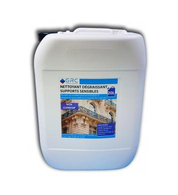 Nettoyant dégraissant pour supports sensibles 20L
