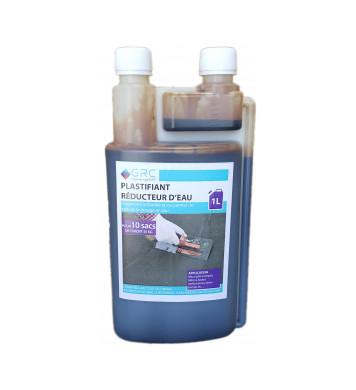 Plastifiant Réducteur d'Eau - Bidon d'1L